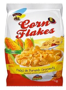 Cornflakes fara zahar 100g Pirifan