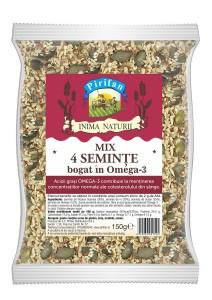 mix de seminte omega 3 Pirifan