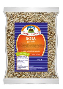soia granule 100g