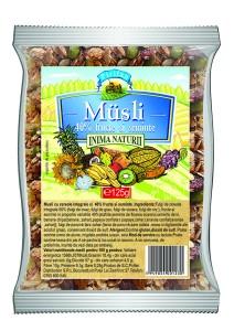 Musli cu fructe si seminte Pirifan