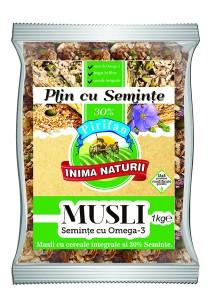 musli cu seminte 1kg Pirifan