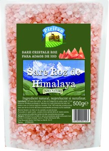 Sare de Himalaya Cristale 500g