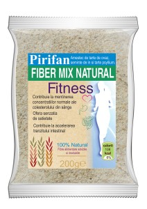 fiber mix natural 200g