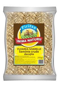 Seminte de floarea soarelui crude decojite Pirifan